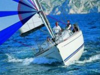 Something special on a sailing boat