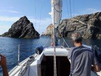 Una magnifica gita in barca