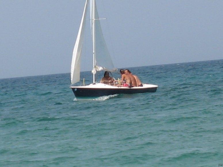 Navigando sul mare