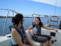 Escursioni in barca vela