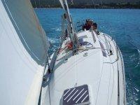 In barca vela