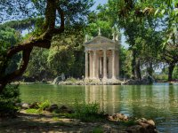 Monumento Villa Borghese