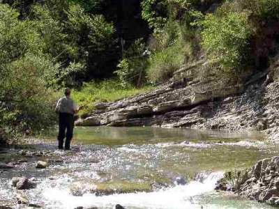 Alta Val Marecchia Fly Fishing
