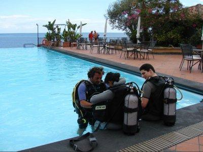 Volcanic Diving School