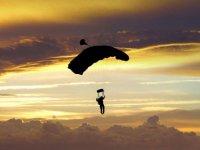 Beautiful days at the parachute