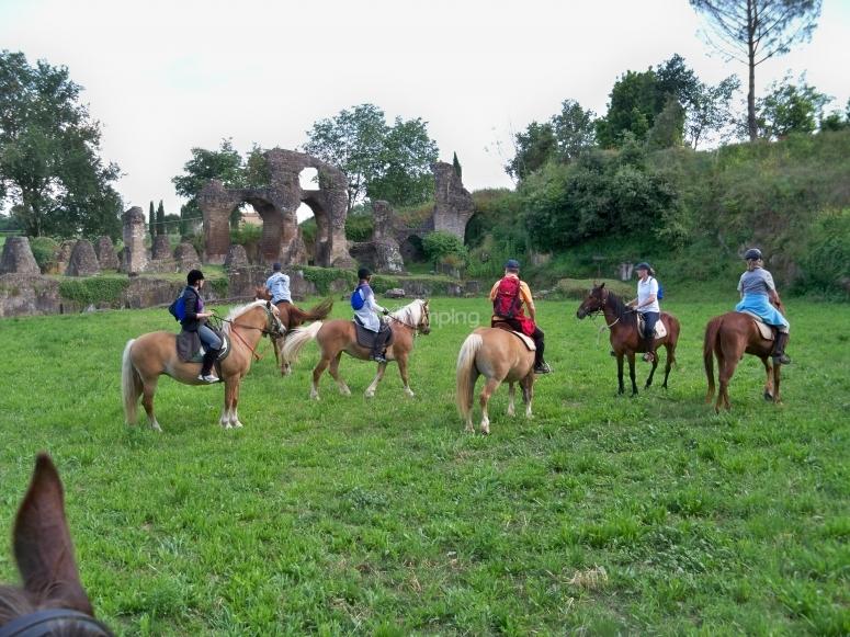 Rieti a cavallo