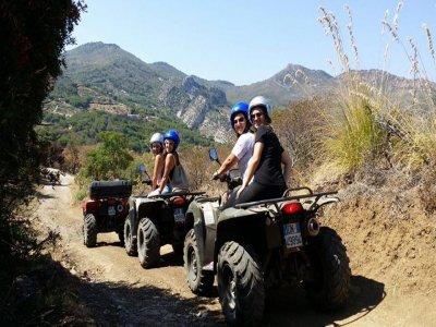 Escursione in quad(4h), Cefalù
