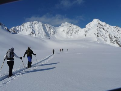 Lyskamm 4000 Guide Alpine Sci