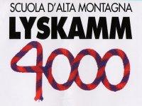 Lyskamm 4000 Guide Alpine Arrampicata