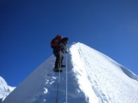 Scalare sul Monte Rosa