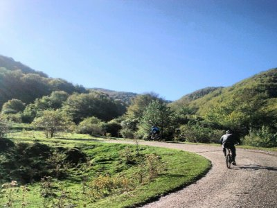 Tour Guidato in MountainBike in Basilicata