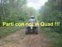 In quad con le guide