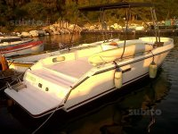 Boat for Procida and Ischia