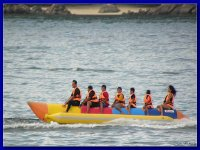 Water entertainment tours