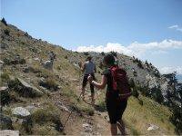 Escursione giornaliera NordicWalking Parco Pollino