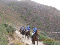 A cavallo con Shangrilà