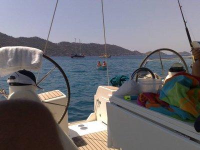 Offerta vacanze in barca a vela in Turchia-Agosto