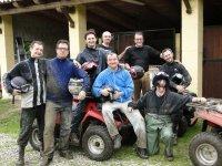 Avventurieri in quad