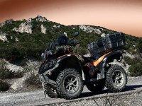 Adrenalina in quad
