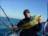 Battuta di pesca ad Ostia