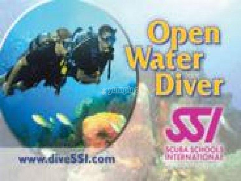Corso open water