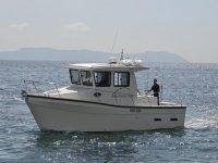 La nostra barca per la pesca