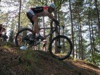 Pollino in Mountain Bike