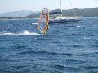 Aggiungi Il Windsurf Alla Vela