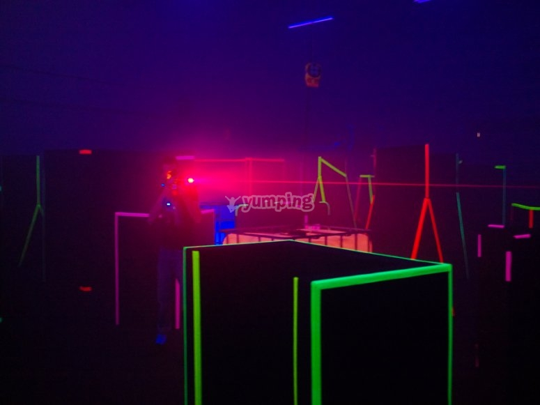 Arena di Laser Tag