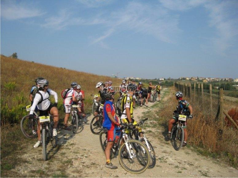 bike rides