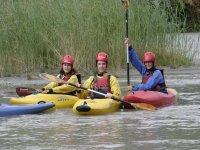 Lezioni di canoa