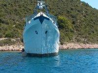 La motobarca desy