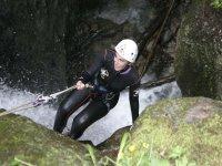 Vivi l'avventura del canyoning