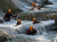 Le piccole cascate naturali