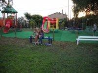 Il parco per i piu piccini