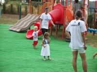 Scivoli e attrazioni per i piccoli ospiti
