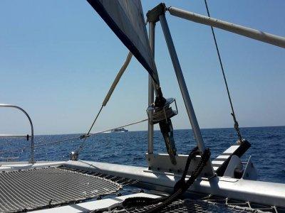 Charter Catamarano