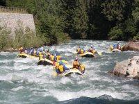 Gruppi di rafting