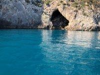 Sul mar Tirreno