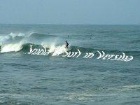 Scuola surf in Versilia