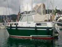 Ecco la nostra imbarcazione