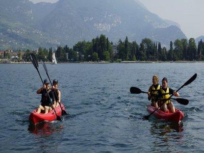 Sailing Du Lac Kayak