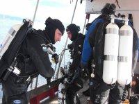 Preparazione all immersione