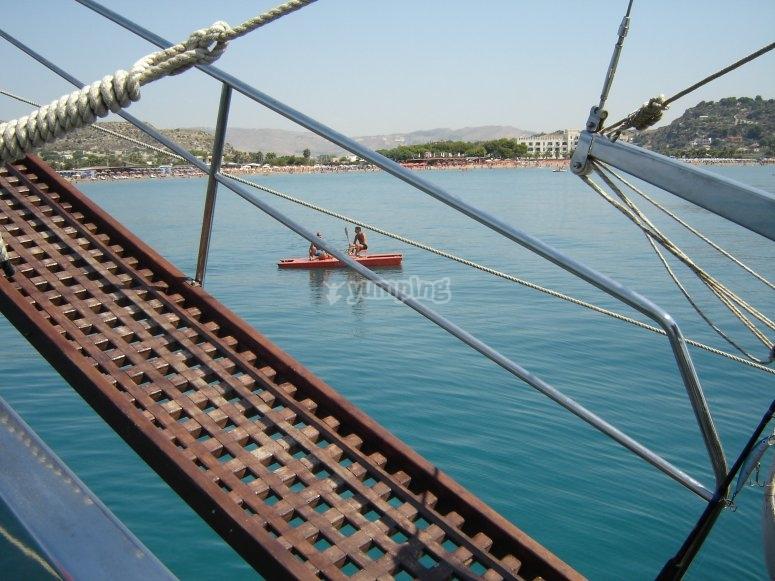 Il mare siciliano