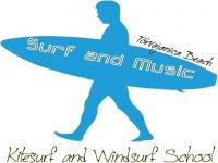 Surf and Music Kitesurf
