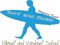 Surf and Music Windsurf