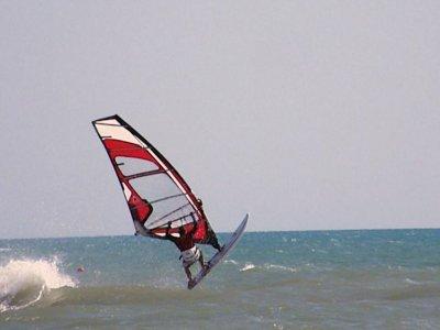 Surf and Music Windsurf
