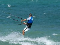 Lezione Prova kitesurfing lago di Garda