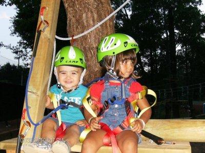 Percorso Baby Parco Avventura Pietrasanta
