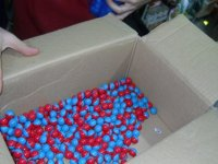 Paintballs!